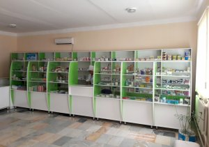 Nurota district  pharmacy No.7